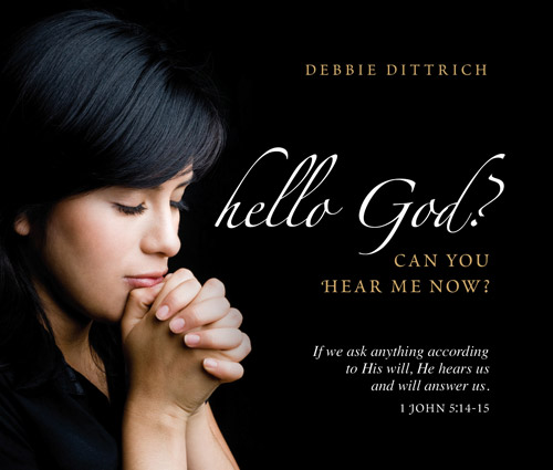 Hello, God? Can you hear me now? – Session 3: Finding power through prayer